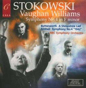 Stokowski,Leopold - Symphony No.4 u.a.