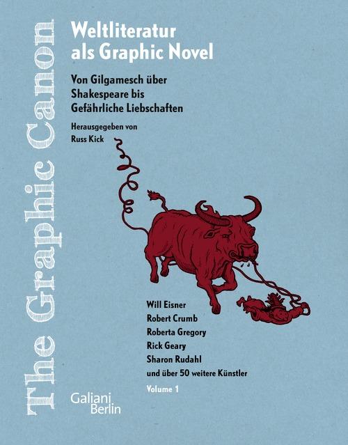 The Graphic Cannon: Weltliteratur als Graphic N...