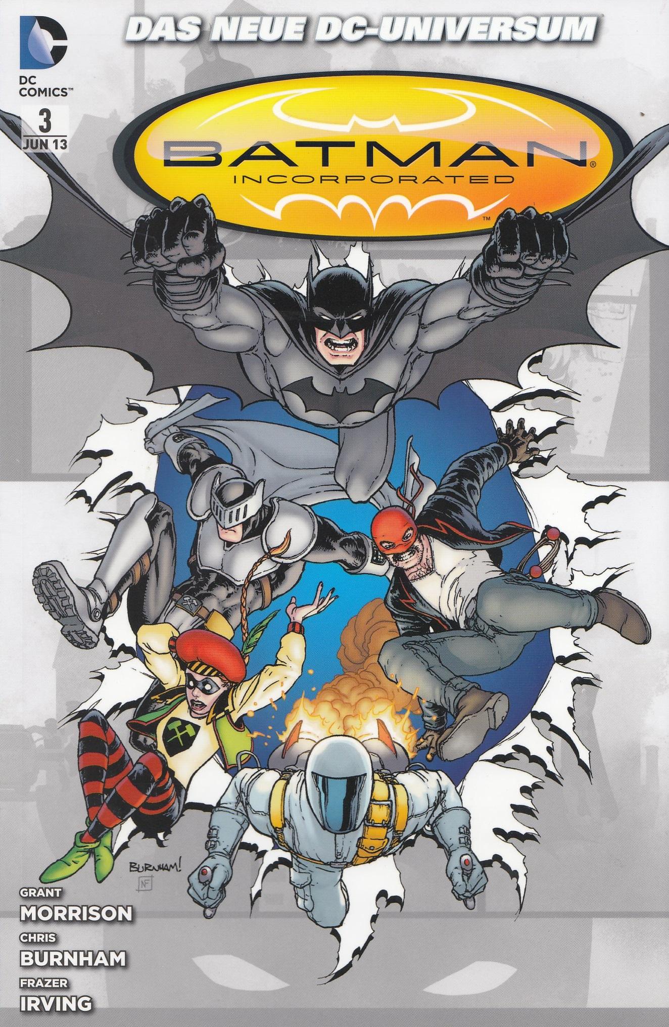 Batman Incorporate: Band 3 - Im Einsatz gegen L...