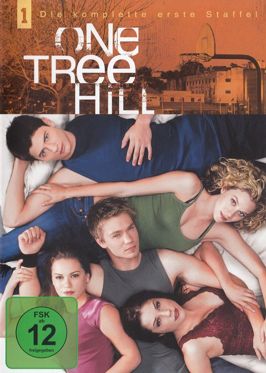 One Tree Hill: Staffel 1 [6 DVDs]