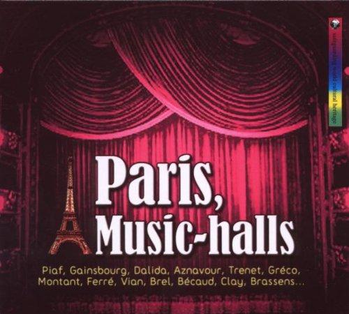 Various - Paris Music-Halls