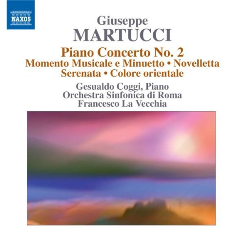 Coggi - Klavierkonzert 2/Momento Musical