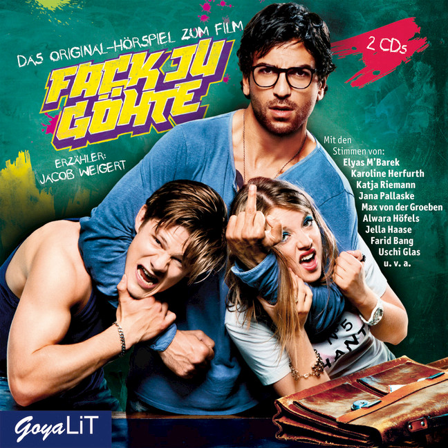 Fack Ju Göhte: Das Original-Hörspiel zum Film [2 Audio CDs]