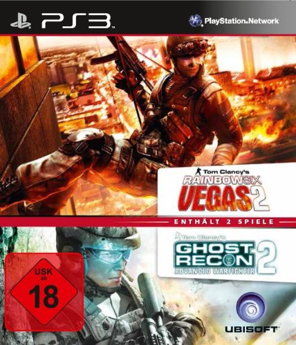 Tom Clancy´s Rainbow Six Vegas 2 + Ghost Recon: Advanced Warfighter 2