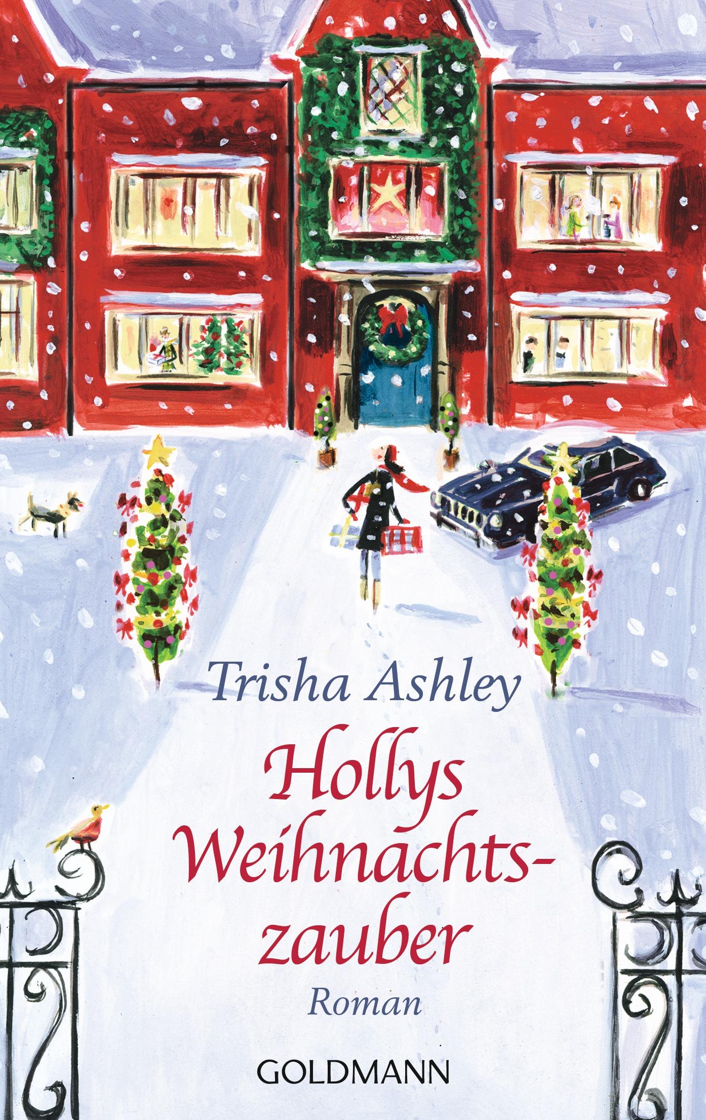 Hollys Weihnachtszauber - Trisha Ashley