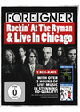 Foreigner - Rockin' at the Rayman & Live in Chicago [2 Discs]