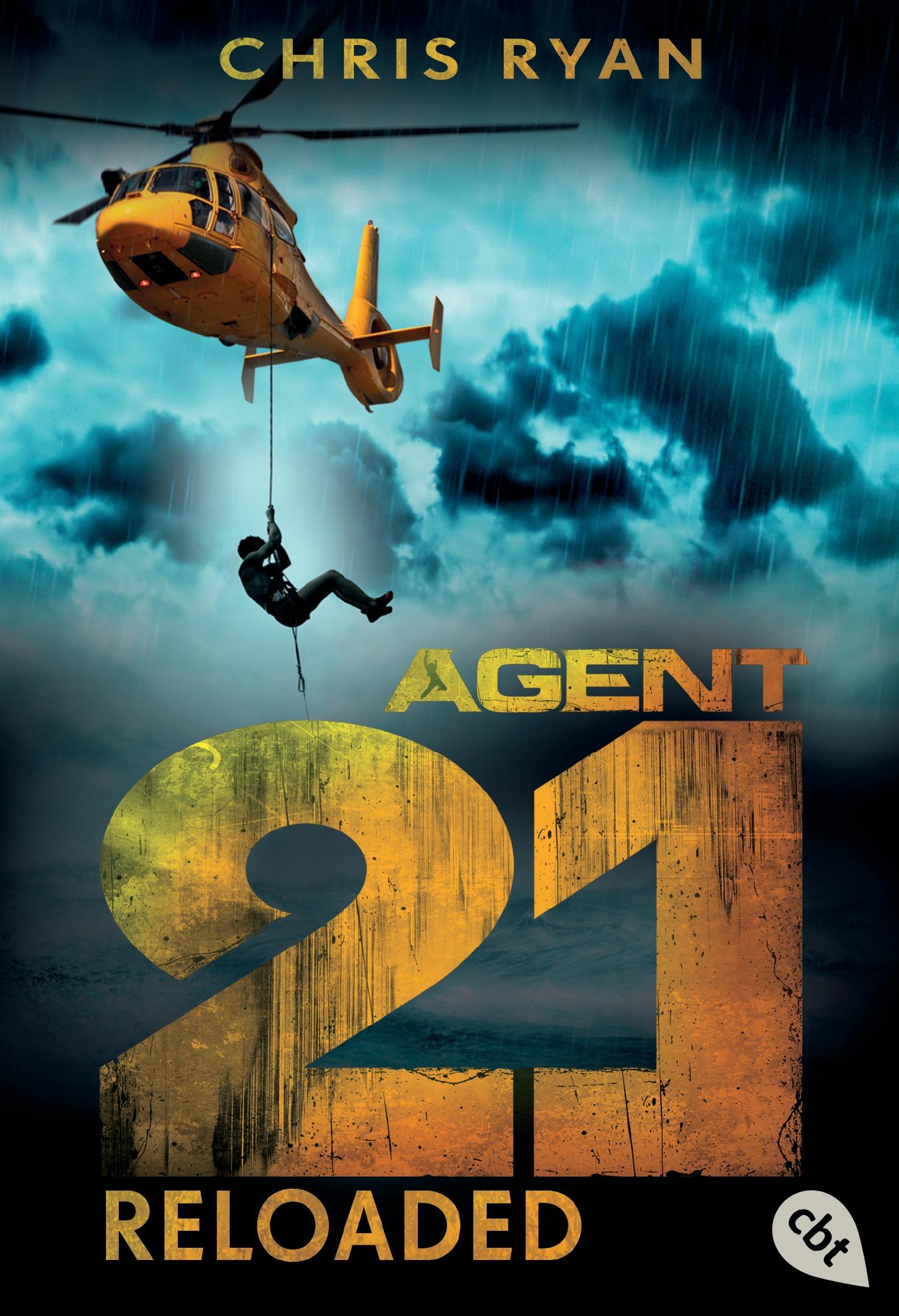 Agent 21: Band 2 - Reloaded - Chris Ryan [Taschenbuch]