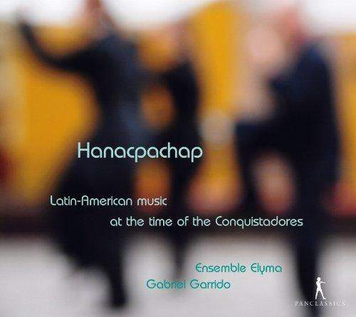 Garrido,Gabriel - Hanacpachap-Lateinamerikanisc...