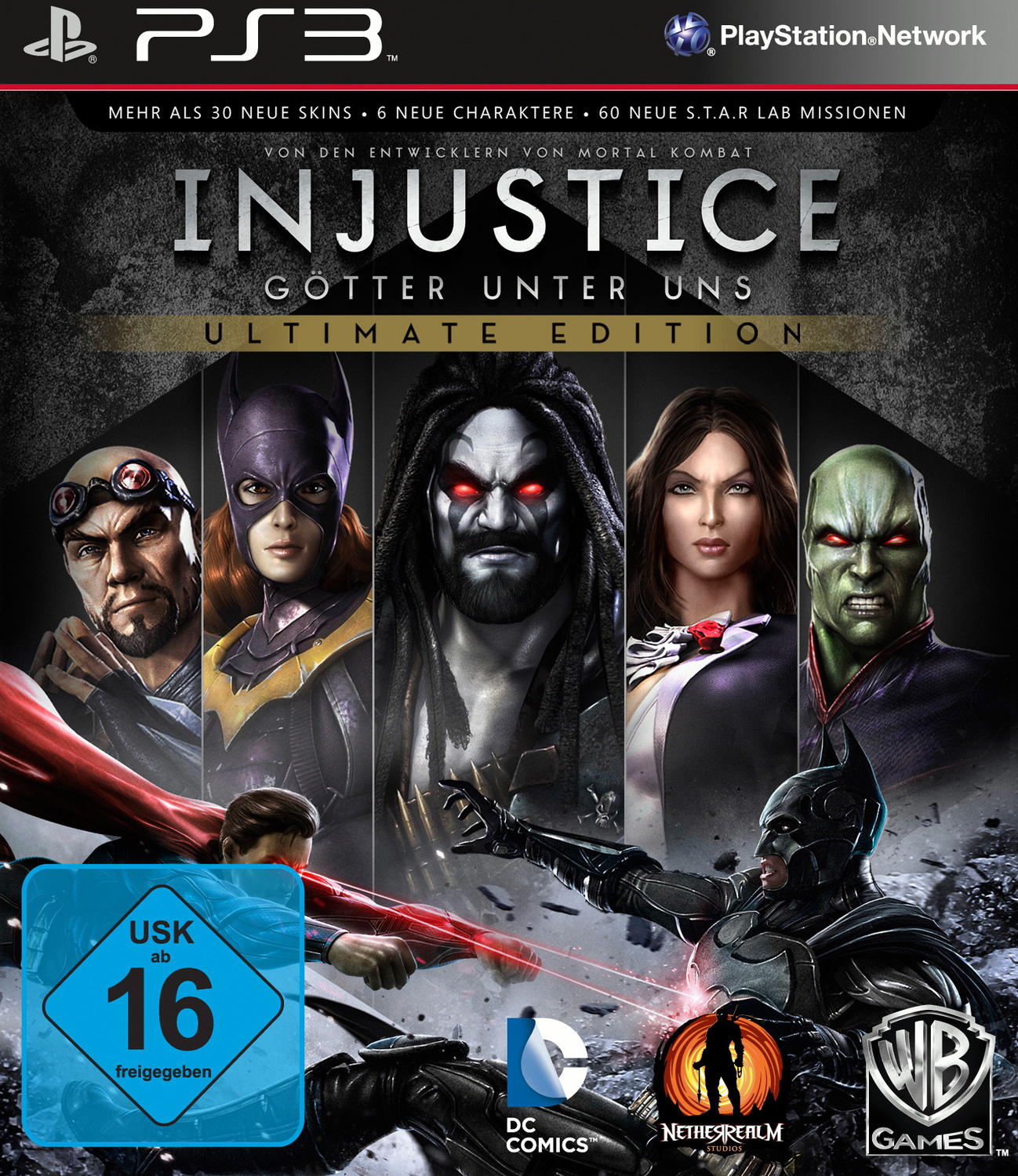 Injustice: Götter unter uns [Game of the Year E...