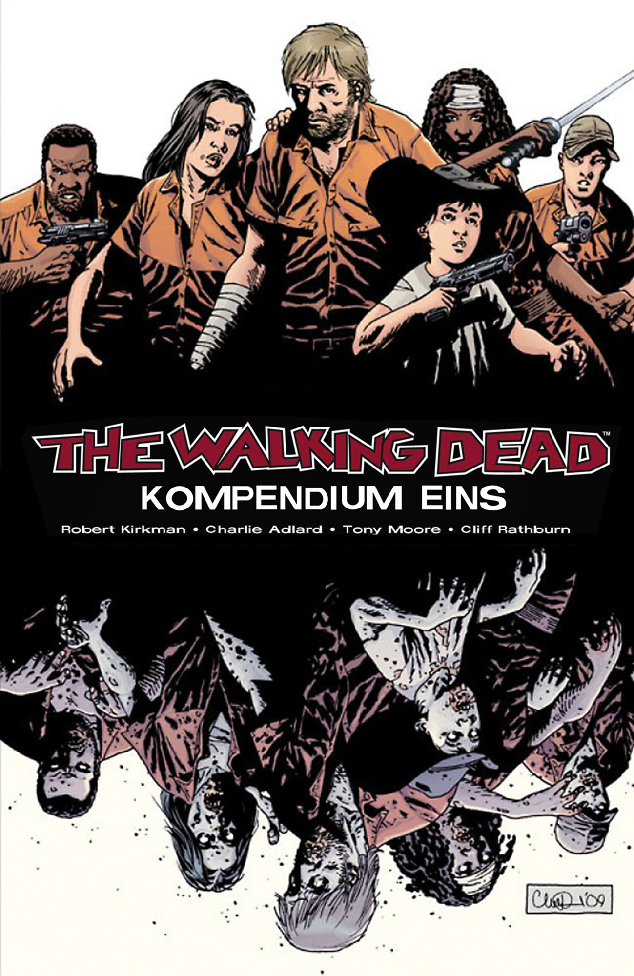 The Walking Dead - Kompendium 01 - Robert Kirkman