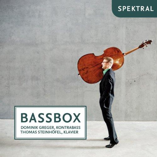 Greger - Bassbox - Musik für Kontrabass und Kla...