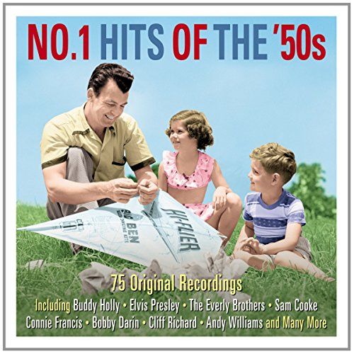 Various - No.1 Hits of the 50s [3 CDs]