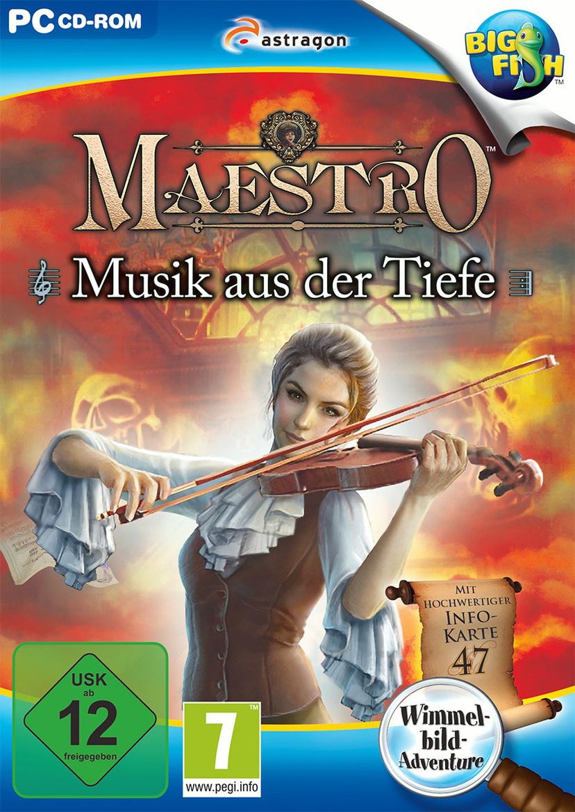 Maestro: Musik aus der Tiefe [Big Fish]