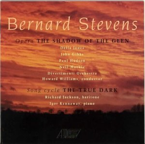 Divertimenti Orchestra - Howard Williams - True Dark/Shadow of the Glen-C