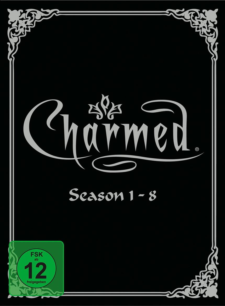 Charmed: komplette Staffel 1-8 [48 DVDs]