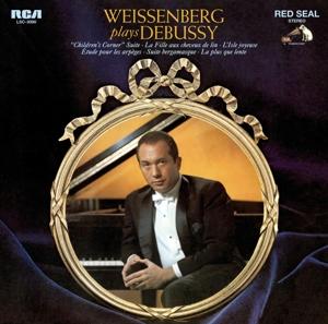Weissenberg,Alexis - Alexis Weissenberg Plays D...