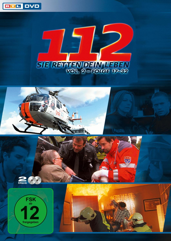 112 - Sie retten dein Leben, Vol. 2 [2 DVDs]