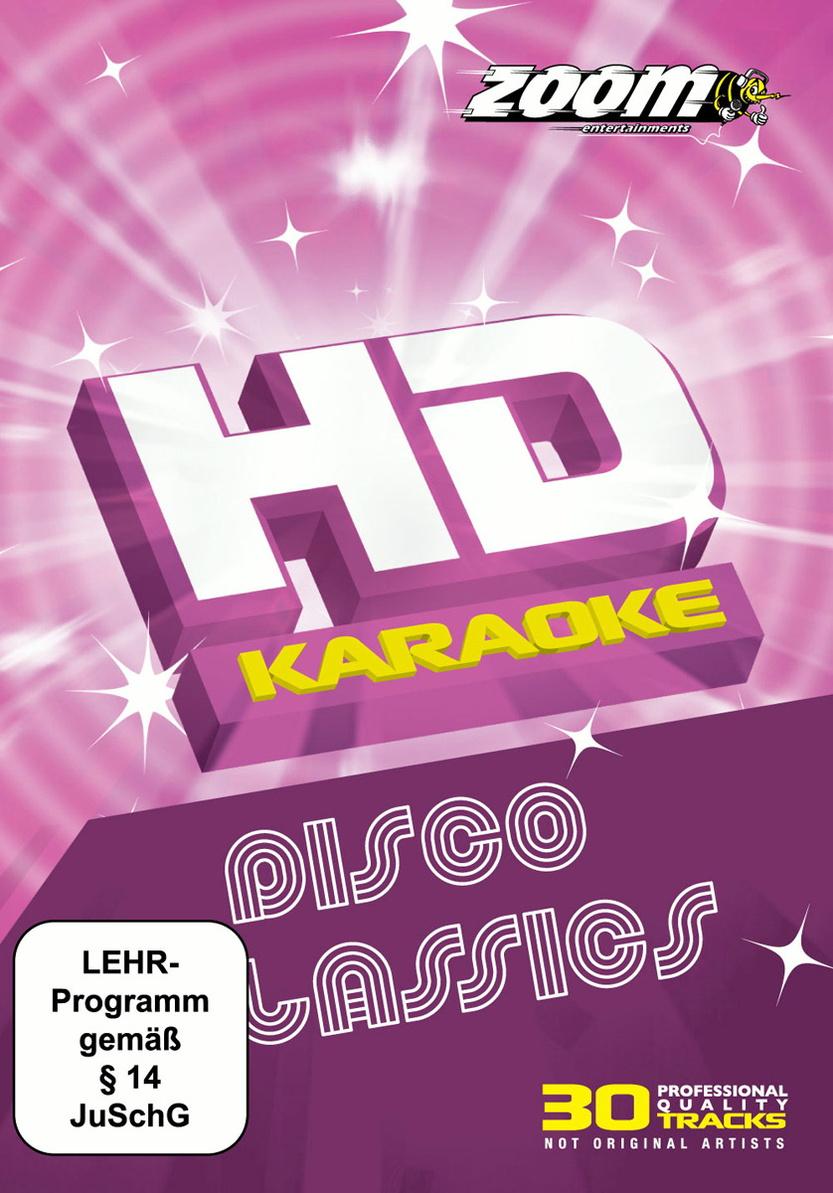 Zoom HD Karaoke-Disco Classics
