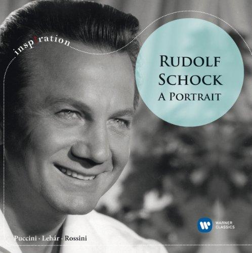 Schock,Rudolf - Rudolf Schock-a Portrait (Inspiration)