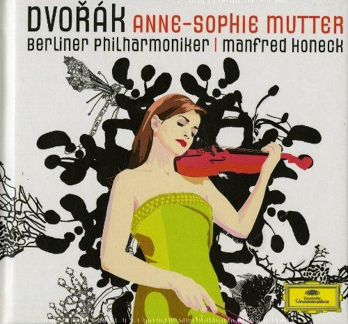 Anne-Sophie Mutter - Dvorak [inkl. DVD]