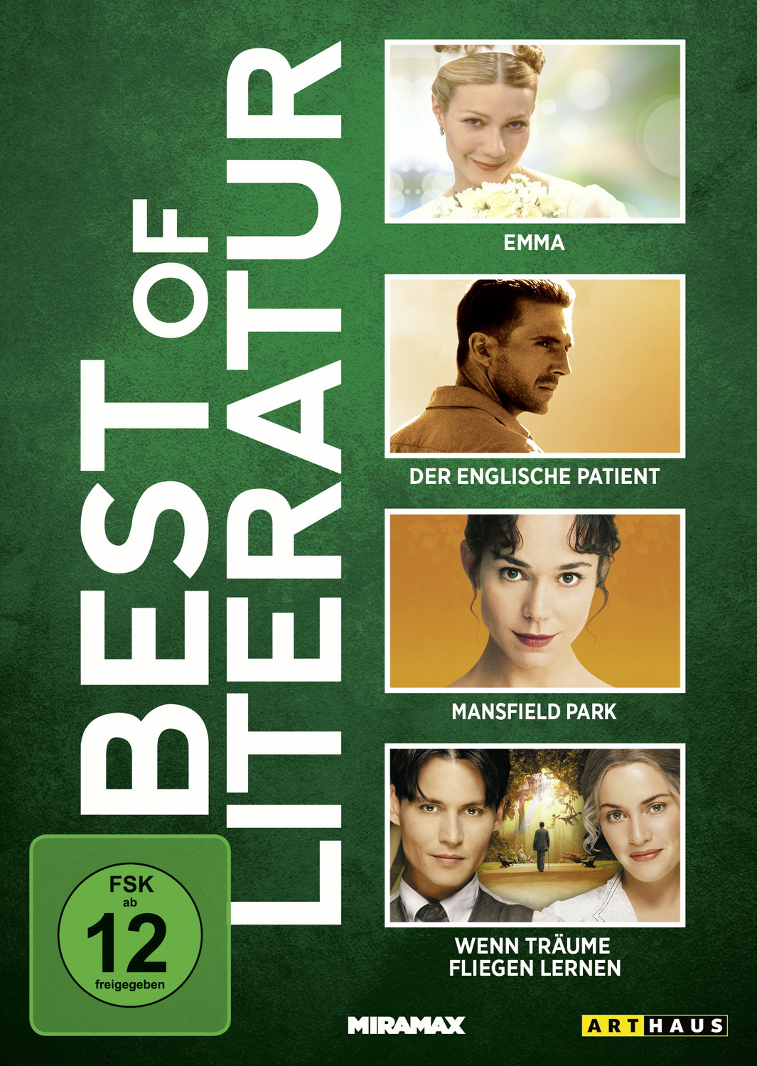Best of Literatur [4 DVDs]
