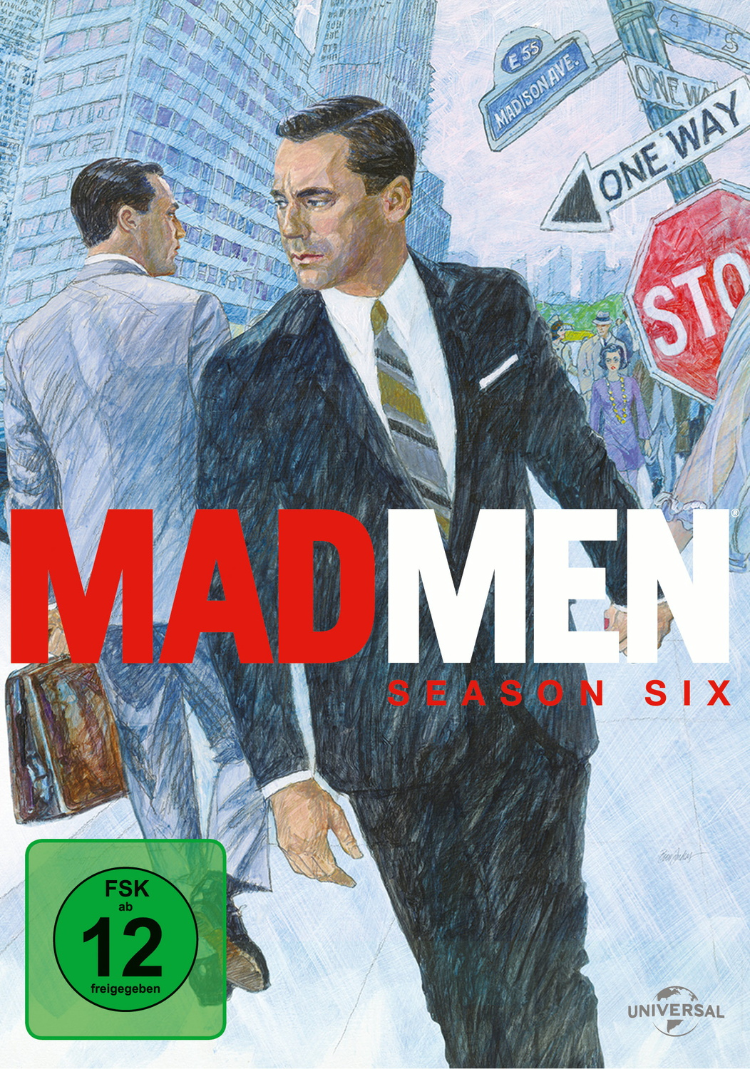 Mad Men - Season Six [4 DVDs]