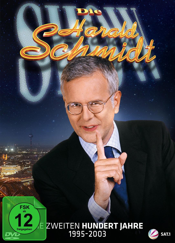 Die Harald Schmidt Show - Die zweiten 100 Jahre: 1995-2003 [6 DVDs]