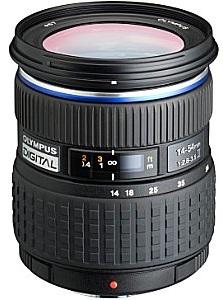 Olympus 14-54 mm 2.8-3.5 II 67 mm Filtergewinde (Olympus Four Thirds Anschluss) schwarz
