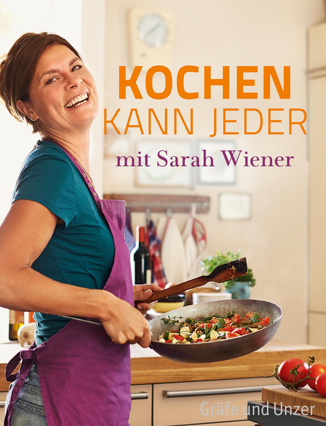 Kochen kann jeder - Sarah Wiener