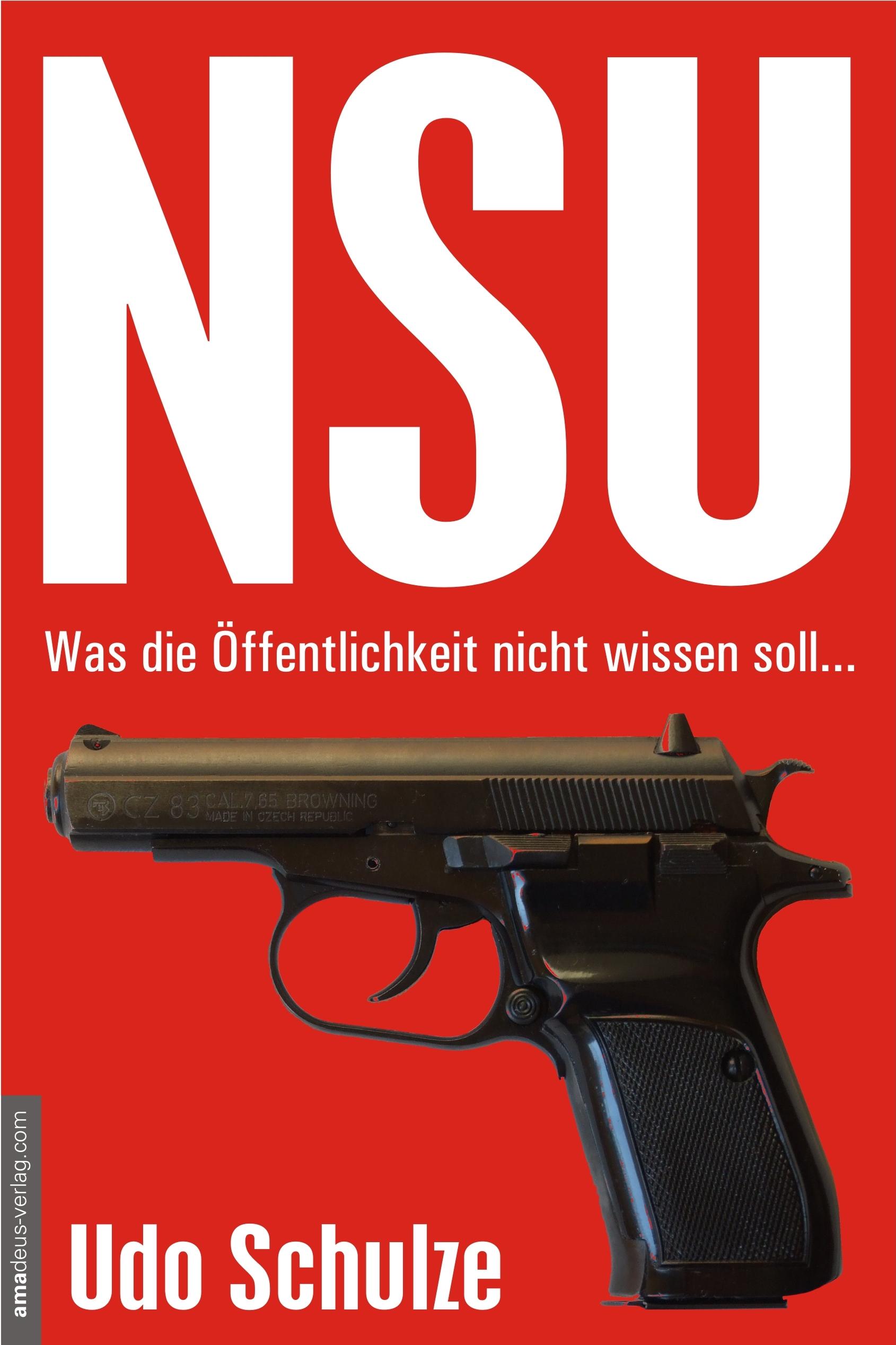 NSU: Was die Öffentlichkeit nicht wissen soll...
