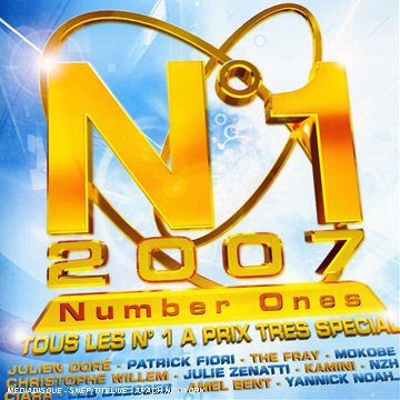 Various - Number Ones 2007