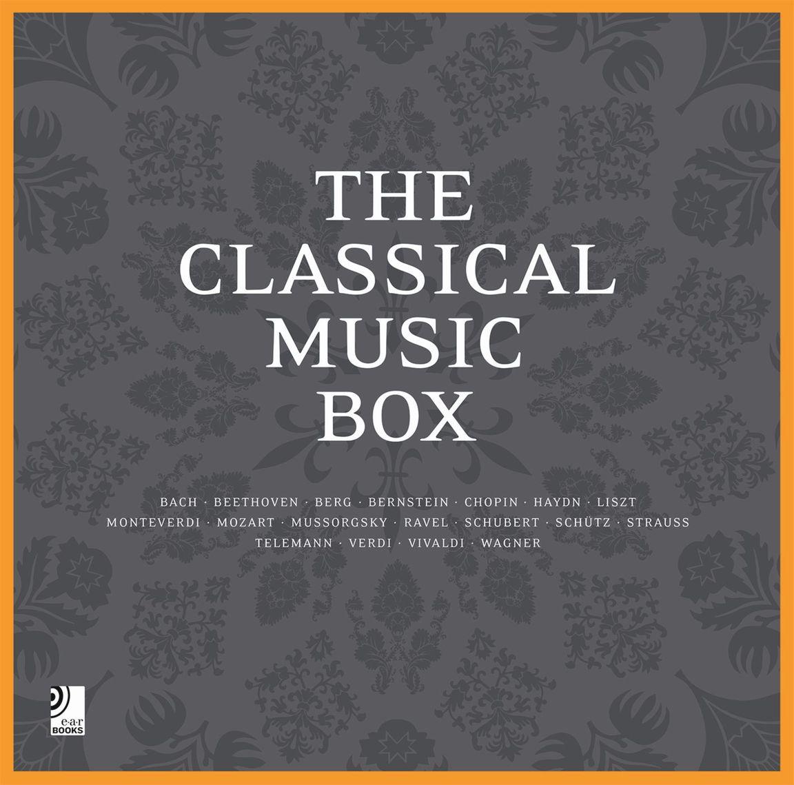 The Classical Music Box (Fotobildband inkl. 8 M...