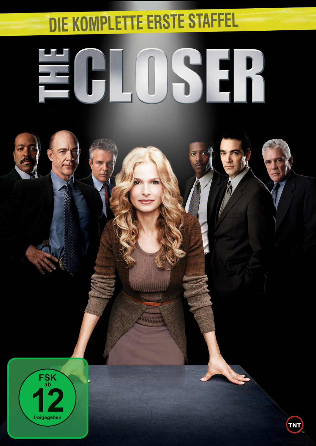 The Closer - Staffel 1 [4 DVDs]
