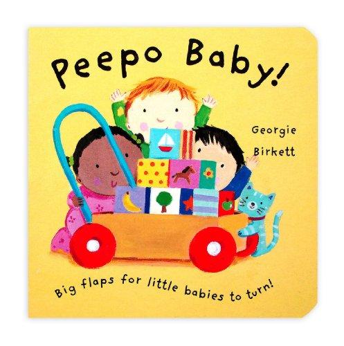 Peepo Baby! - Birkett, Georgie