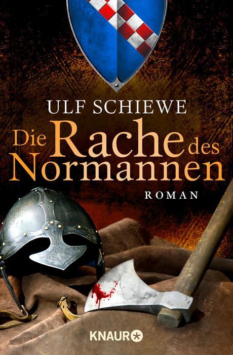 Die Rache des Normannen - Ulf Schiewe