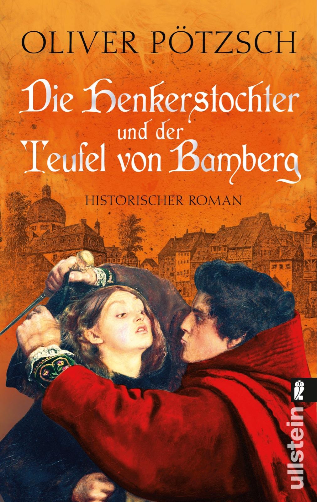 Die Henkerstochter und der Teufel von Bamberg - Oliver Pötzsch [Taschenbuch]