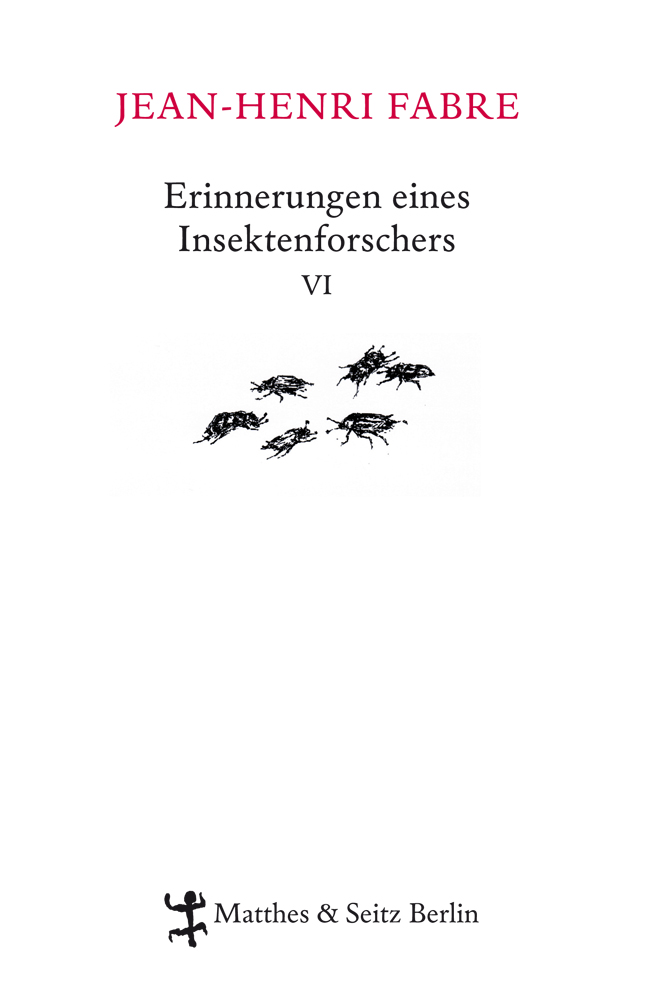 Erinnerungen eines Insektenforschers Band 06 - Jean-Henri Fabre