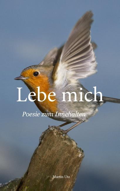 Lebe mich: Poesie zum Innehalten - Martin Utz