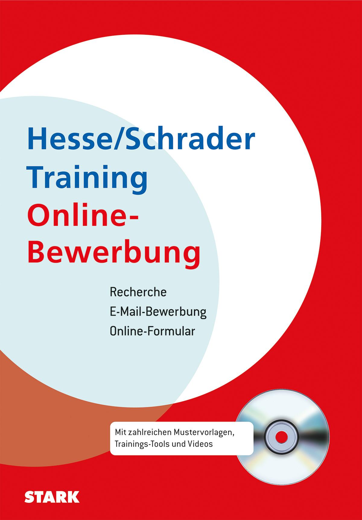 Training Online Bewerbung: Recherche E-Mail-Bew...