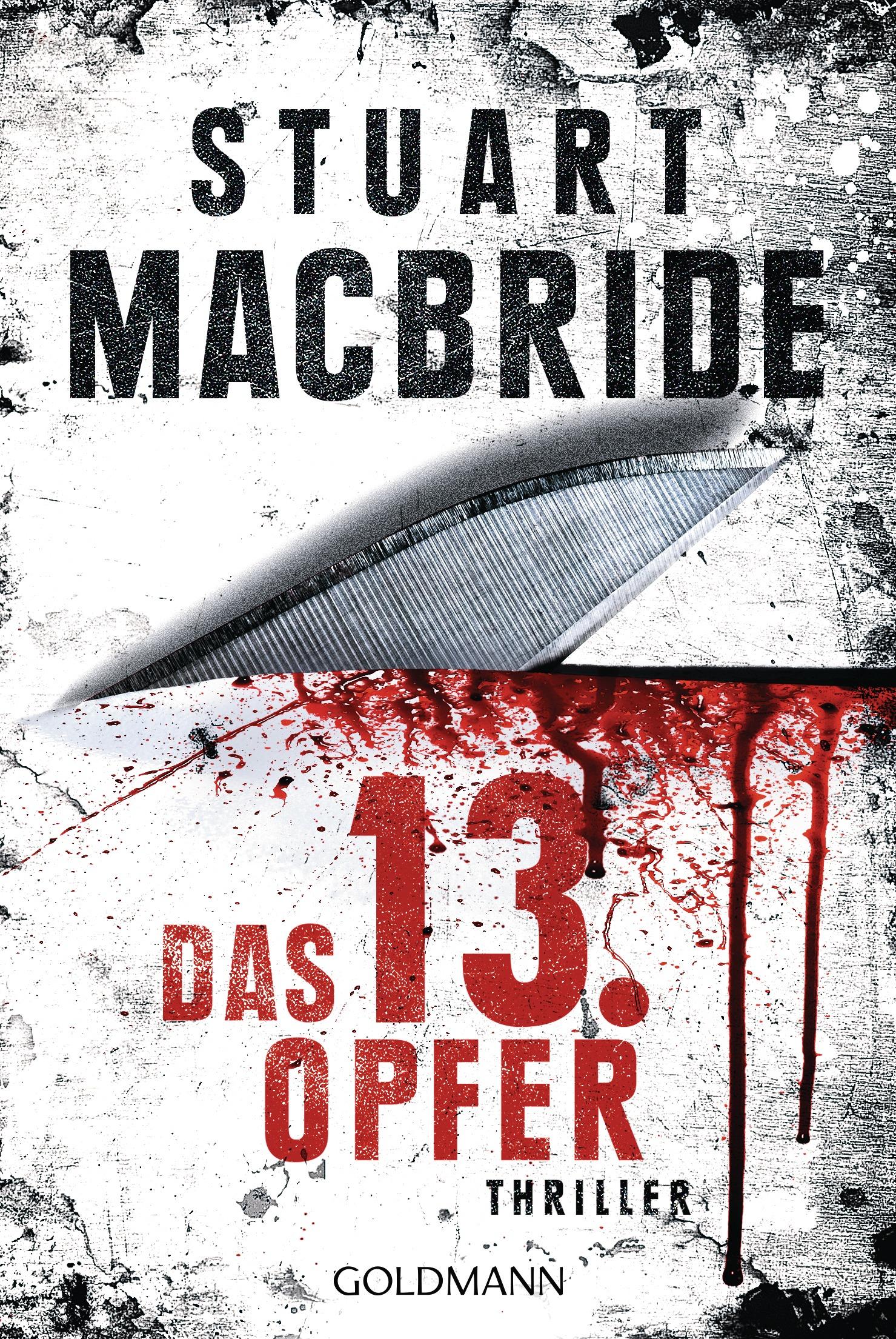 Das dreizehnte Opfer - Stuart MacBride