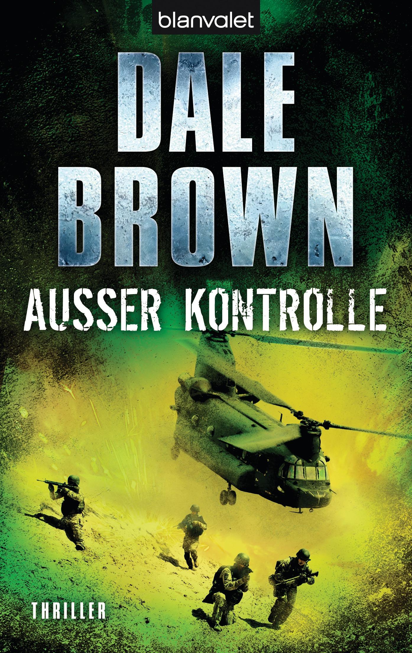 Außer Kontrolle - Dale Brown