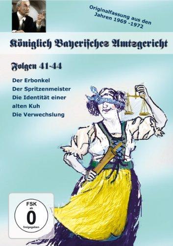 Königlich Bayerisches Amtsgericht Folgen 41-44