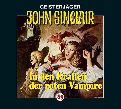 John Sinclair - Folge 89: In den Krallen der ro...