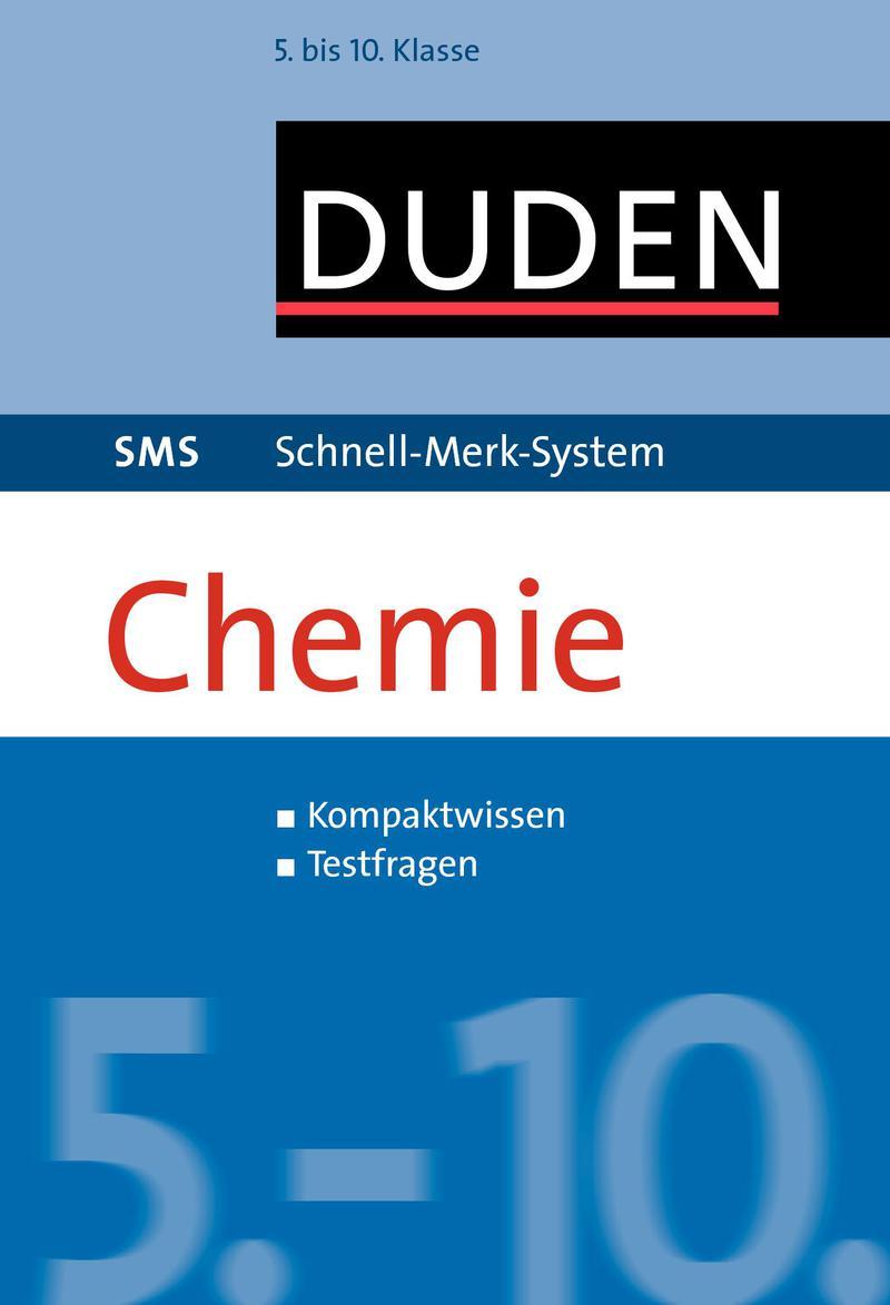 SMS Chemie 5.-10. Klasse - Puhlfürst, Claudia