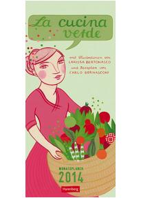 La cucina verde 2014: Mit Rezepten von Carlo Bernasconi - Larissa ...