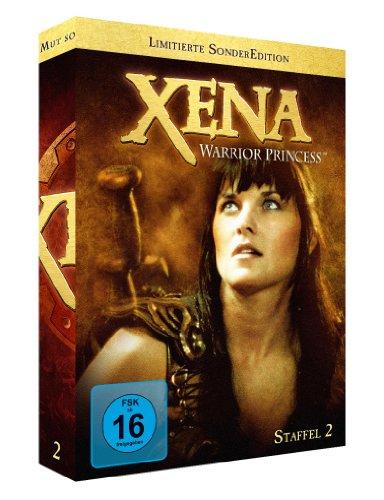 Xena - Warrior Princess - Staffel 2 [Limitierte Sonderedition]