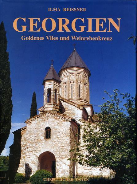 Georgien - Goldenes Vlies und Weinrebenkreuz - ...