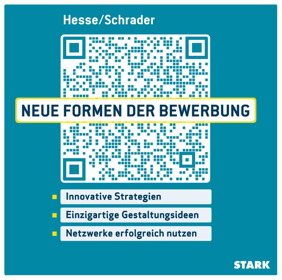 Bewerbung Beruf & Karriere / Neue Formen der Be...
