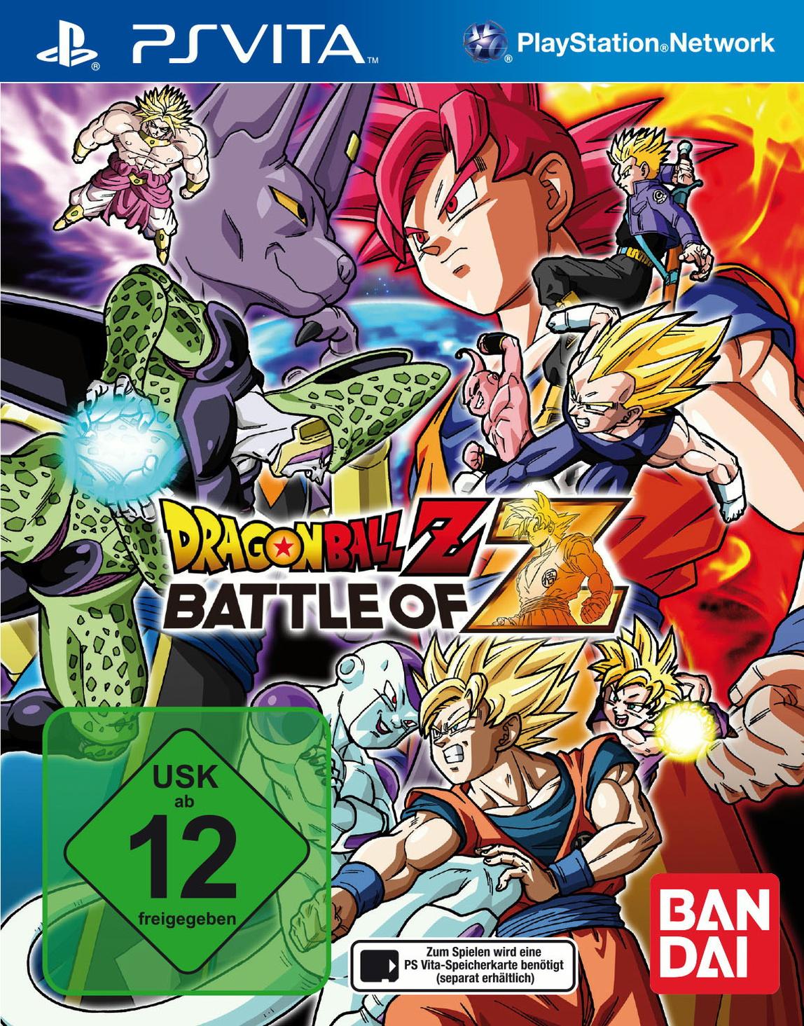 Dragon Ball Z: Battle of Z [D1 Edition]