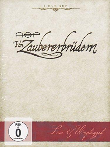 ASP - Von Zaubererbrüdern: Live und Unplugged [2 DVDs]